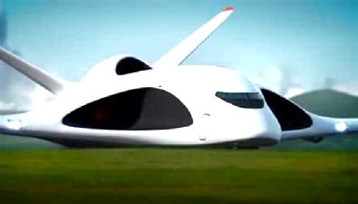 Rusya'dan teknoloji harikası uçak projesi