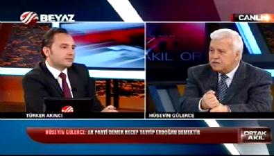 Gülerce : Arınç'sız Ak Parti gider ama Erdoğan'sız Ak Parti biter !