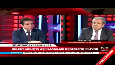 Şamil Tayyar : Paralel'in amacı Erdoğan'ı Beştepe Külliyesi'ne hapsetmek !