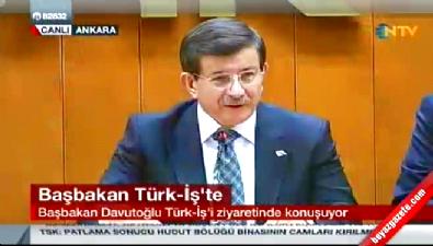 Davutoğlu'ndan Kılıçdaroğlu'na 2 maaş ikramiye yanıtı !