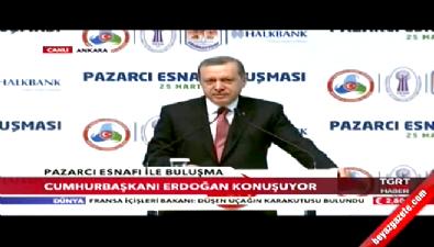 Erdoğan'dan başkanlık sistemi çıkışı