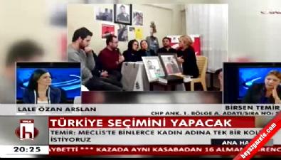CHP'li aday adayı Birsen Temir'den partisine sert eleştiri