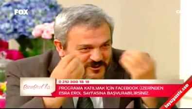 Esra Erol'da Ahmet kaptan fırtınası