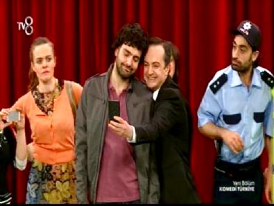 Komedi Türkiye'de Gülme Garantili Selfie Skeci