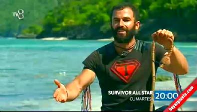 Doğukan Manço ve Turabi arasında aduket kavgası (Survivor All Star) İzle