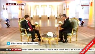 Ahmet Davutoğlu: Cumhurbaşkamızla aramızda çatışma olmaz