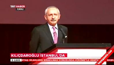 Kılıçdaroğlu fakirlik edebiyatı yaptı