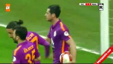 Galatasaray:4 - Manisaspor:0 Ziraat Türkiye Kupası