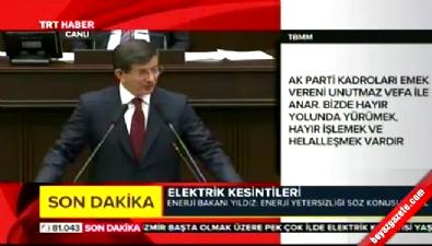 Ahmet Davutoğlu: Kemal Kılıçdaroğlu 23 Nisan'da koltuğuma oturabilir