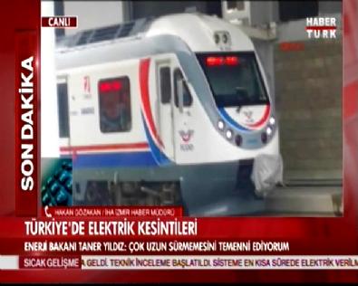 Türkiye Genelinde Elektrik Kesintisi Yaşanıyor / Elektrikler Neden Kesildi? Haberi