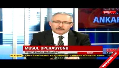 Abdülkadir Selvi, Musul operasyonunu anlattı