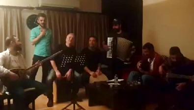 Zafer Algöz ve Hakan Altun'dan Beşiktaş'ın doğum gününe özel beste