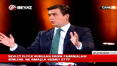 Osman Gökçek: Bu ülkede eroin bile satmışlar