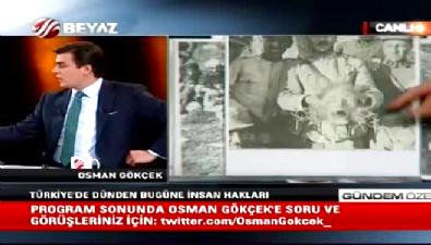 Osman Gökçek, Dersim katliamını belgelerle açıkladı