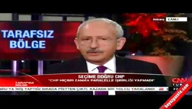 Kılıçdaroğlu'na MİT'i dinliyor musunuz sorusu