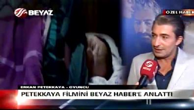 Erkan Petekkaya Yeni Dünya'yı Beyaz Haber'e anlattı