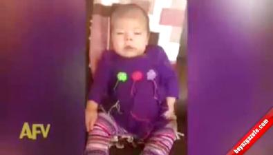 Bebeklerin hapşırık ile imtihanı