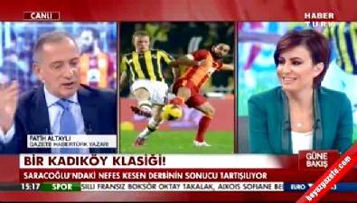 Fatih Altaylı: Galatasaray psikolojik iktidarsızlık yaşıyor