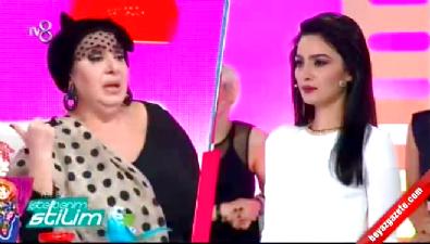 Nur Yerlitaş'ın sözleri İşte Benim Stilim yarışmacılarını ağlattı