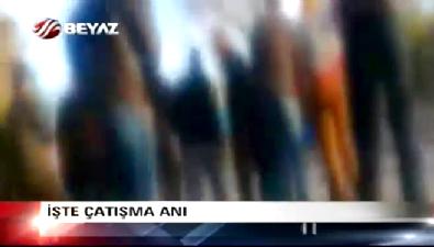 İşte İstanbul Emniyeti'ndeki çatışma anı