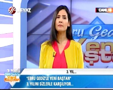 Ebru Gediz ile Yeni Baştan 01.04.2015