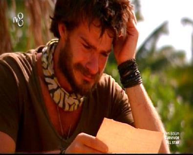 Ünlüler Ailelerinden Gelen Mektupları Gözyaşları İle Okudular / Survivor All Star