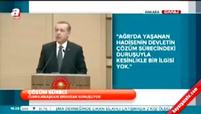 Cumhurbaşkanı Erdoğan: Yav siz kendinizi ne sanıyorsunuz