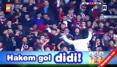 Gençlerbirliği - Bursaspor karşılaşması golleri (Ziraat Türkiye Kupası)