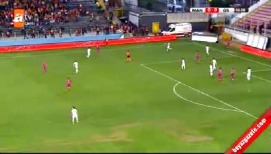 Manisaspor - Galatasaray maçının golleri