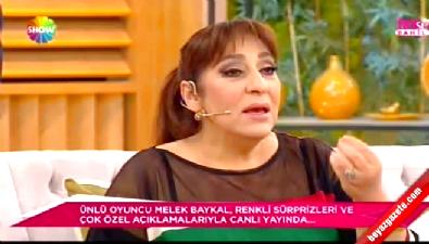 Melek Baykal: Alişan ve Çağla Şikel'in rol alacağını duyunca vazgeçtim