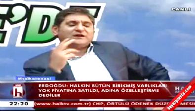 Aykut Erdoğdu, milyon dolarlık yatırımları Erzurum'a yakıştıramadı