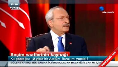 Kılıçdaroğlu'nun kaynak cevabı !
