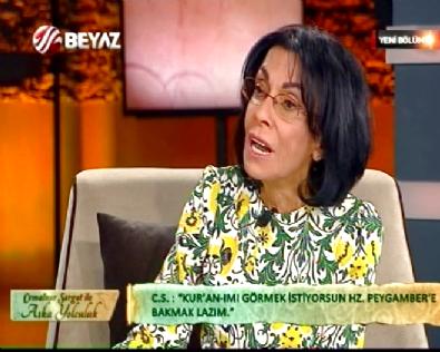 Cemalnur Sargut ile Aşka Yolculuk 19.04.2015
