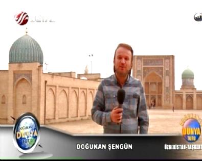 Doğukan'la Dünya Turu 19.04.2015 Öbekistan/Taşkent