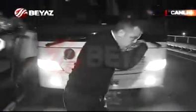 fenerbahce - Vurulan şoförün görüntüleri Beyaz Futbol'da