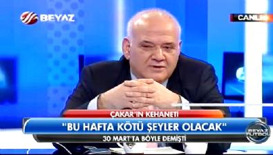 Ahmet Çakar: Genel seçimler öncesi kaos planı