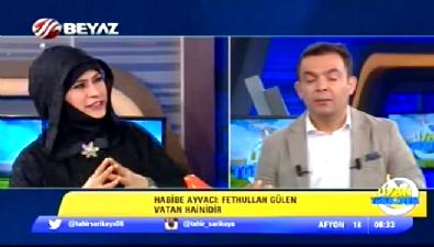 Tahir Sarıkaya ile Habibe Ayvacı arasında 'izdivaç' kavgası