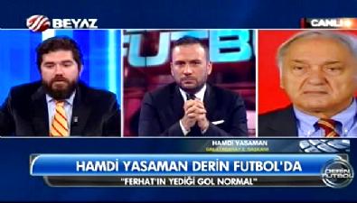 fenerbahce - Hamdi Yasaman: Fenerbahçe'nin şikeye alışkanlığı var