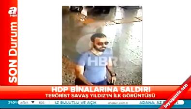 HDP bombacısının görüntüsü ortaya çıktı