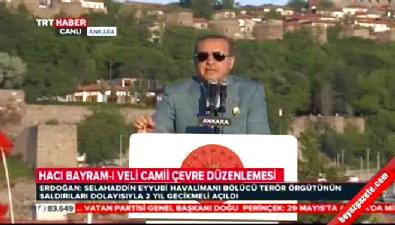 Cumhurbaşkanı Erdoğan'dan Bahçeli'ye sert sözler