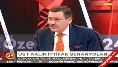 Gökçek: Bahçeli HDP ile ittifak yapmayacağını söyleyebilir mi? Haberi