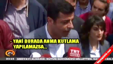 Selahattin Demirtaş'tan skandal benzetme Haberi