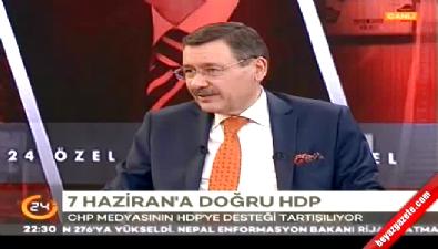 Gökçek: CHP'nin oyları düşecek, HDP barajı aşamayacak Haberi