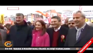 Gökçek: Kılıçdaroğlu kendini HDP'ye teslim etti Haberi