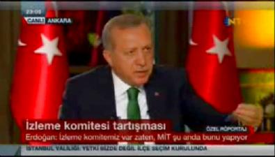 O sözler Erdoğan'ı sinirlendirdi Haberi