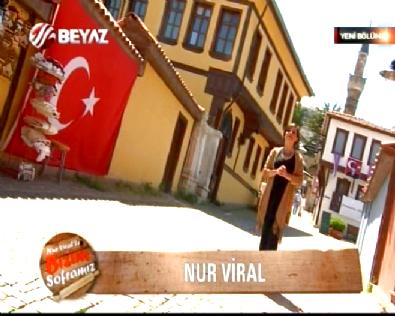 Nur Viral ile Bizim Soframız 27.05.2015 Eskişehir 2