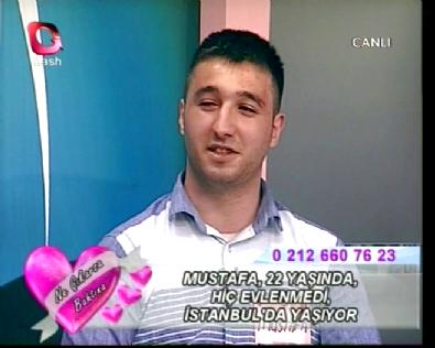 Bir Türlü Evlenemeyen Mustafa Flash Tv'de Ortaya Çıktı
