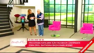 Ünlü oyuncu Namık Kemal Yiğittürk Esra Erol'da taliplerini arıyor