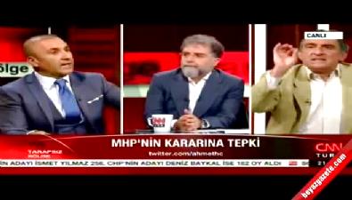 Ahmet İnsel'in sözleri, Metin Özkan'ı kızdırdı