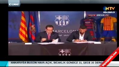 barcelona - Arda Turan Barcelona'da !